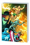Thunderbolts Great Escape TPB
