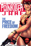 Painkiller Jane TPB Price of Freedom