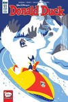 Donald Duck #11 (Subscription Variant)