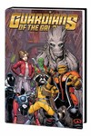 Guardians of the Galaxy Prem HC Vol. 01 Emperor Quill