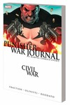 Civil War TPB Punisher War Journal New Printing