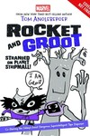 Rocket & Groot YR Novel Stranded on Planet Stripmall