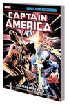 Captain America Epic Collection TPB Justice Is Served