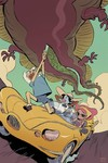 Adventure Time Comics #9 (Subscription Ries Variant)