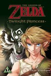 Legend of Zelda Twilight Princess GN Vol. 01