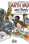 Darth Vader & Family Coloring Book