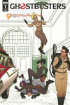 Ghostbusters Crossing Over #1 (Cover A - Quinones)