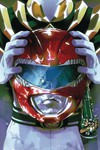 Mighty Morphin Power Rangers #25 (Polybagged Cover)