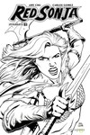Red Sonja #7 (Groupees  Variant)