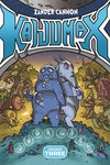 Kaijumax TPB Vol 03 Season Three King of Monstas