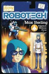 Robotech #8 (Cover B - Action Figure Variant)