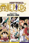 One Piece 3-in-1 TPB Vol. 23