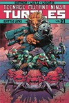 Teenage Mutant Ninja Turtles Ongoing TPB Vol 21 Battle Lines