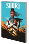 Shuri TPB Vol 01 Search for Black Panther