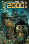 2000 Ad Villains Takeover Special Oneshot