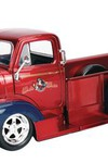 DC Bombshells 52 Chevy Coe W/Wonder Woman 1/24 Vehicle