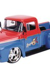 DC Bombshells 56 Ford F100 W/ Super Woman 1/24 Vehicle