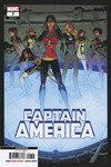 Captain America #7 (2nd Printing)