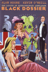 League of Extraordinary Gentlemen HC - The Black Dossier (Variant Dust jacket Edition)