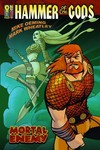Hammer of the Gods TPB Vol. 01 Mortal Enemy (IDW Edition)