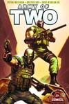 Army of Two Vol. 1 TPB Across the Border