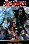 Red Sonja Wrath of the Gods TPB Vol. 1
