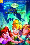 Disney Fairies GN Vol. 3 Tinker Bell Day of the Dragon
