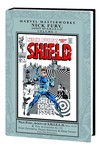 Marvel Masterworks Nick Fury Agent Of Shield HC Vol. 03