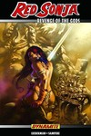 Red Sonja Revenge of the Gods TPB