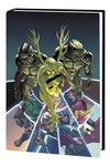 Avengers Prem HC Vol. 03 Infinity Prelude Now