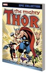Thor Epic Collection TPB War of Pantheons
