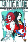 Overstreet Comic Book Marketplace Yearbook 2014 Shi Painkiller Jane Cover