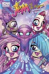 Jem & The Holograms Outrageous Annual #1