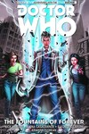 Doctor Who 10th HC Vol. 03 Fountains of Forever