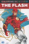 Flash An Adult Coloring Book TPB