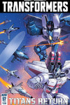 Transformers #57 (Subscription Variant)