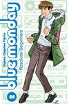 Blue Monday TPB Vol. 02 Absolute Beginners
