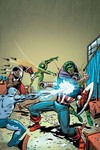 Captain America Serpents Unite TPB