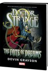 Doctor Strange Fate of Dreams Prose Novel HC