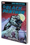 Black Panther Epic Collection TPB Panthers Rage