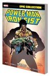 Power Man and Iron Fist Epic Collection TPB Revenge