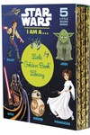 Star Wars I Am Little Golden Book Library