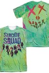 Suicide Squad Poster Sublimated T-Shirt XL