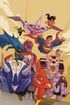 Justice League Power Rangers #6 (of 6)