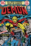 Demon by Jack Kirby TPB