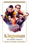 Kingsman Secret Service TPB (Cover B - Movie Cover)