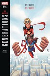 Generations Ms Marvel & Ms Marvel #1