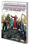 Guardians of the Galaxy New Guard TPB Vol. 04 Grounded