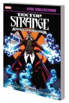 Doctor Strange Epic Collection Afterlife TPB