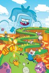 Adventure Time Regular Show #2